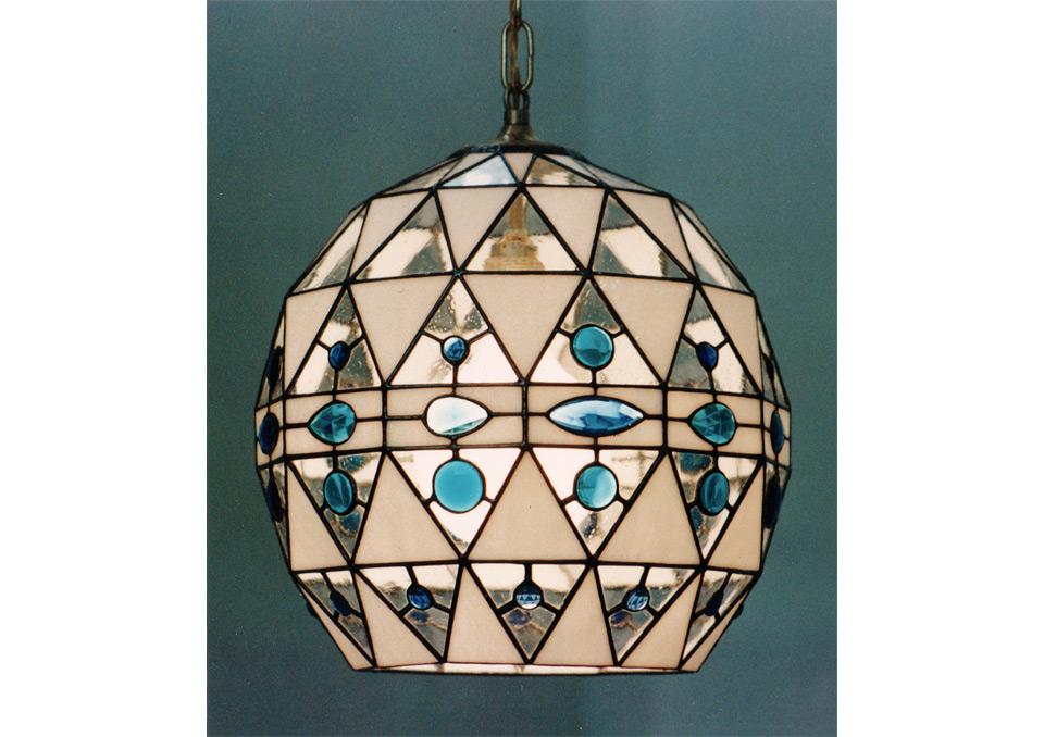 Lampadari E Plafoniere Tiffany : Lampade tiffany vetrate d arte