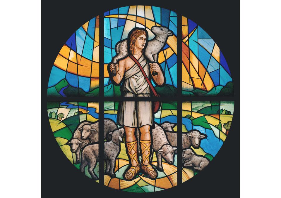Opere religiose per chiese for Arredamento pastore